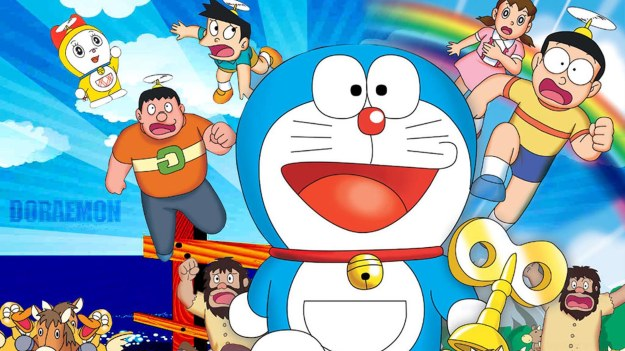 Doraemon-HD-Wallpaper